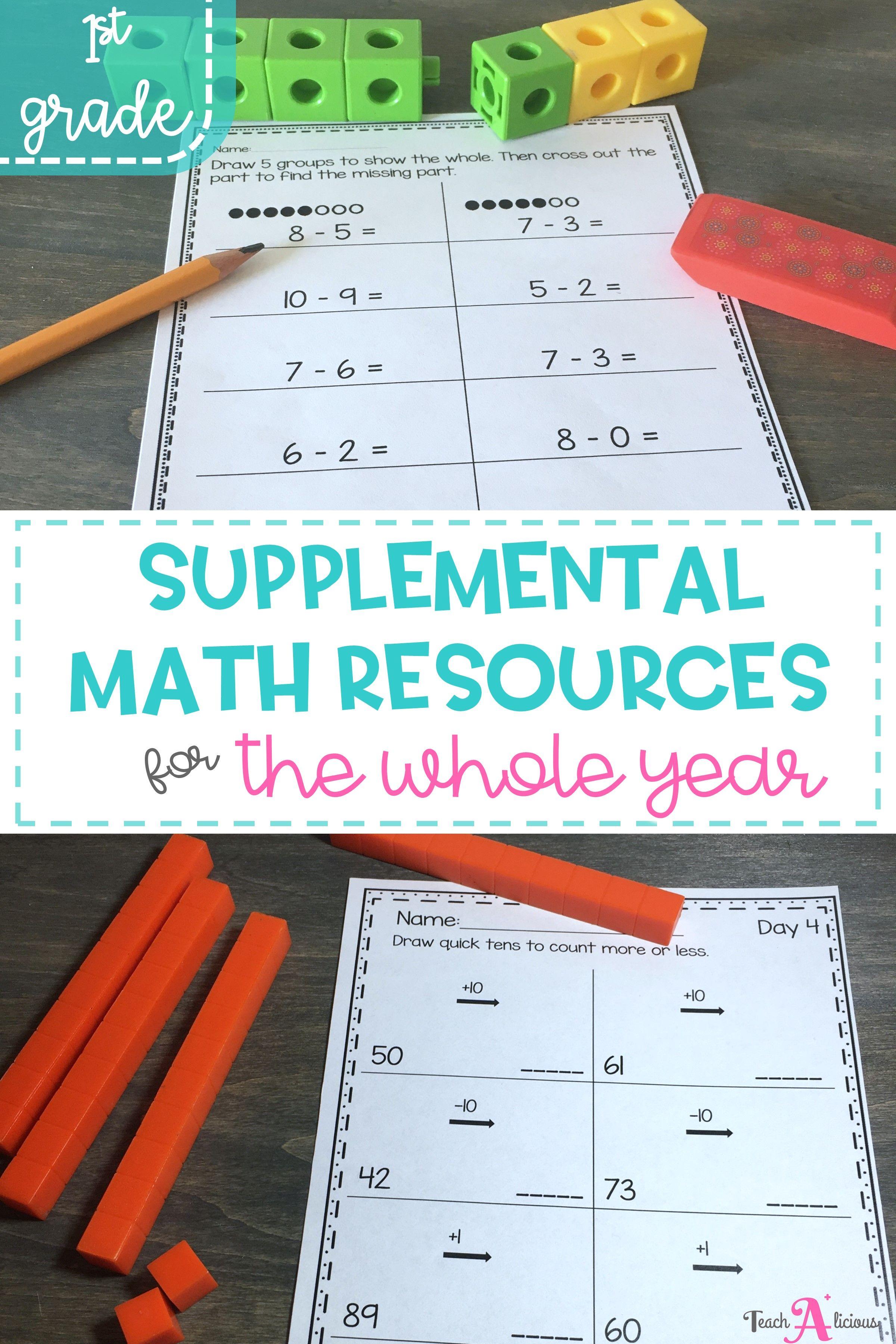 Supplemental Math Worksheets For Eureka Math Kindergarten Resources Eureka Math Math [ 3600 x 2400 Pixel ]