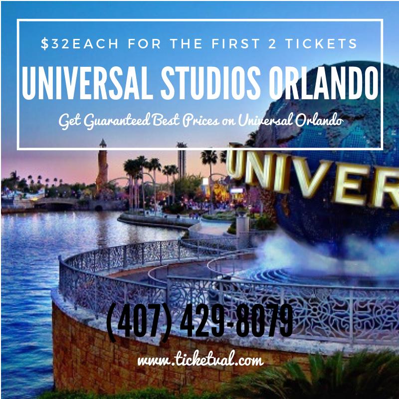 Pin On Orlando Theme Park Tickets