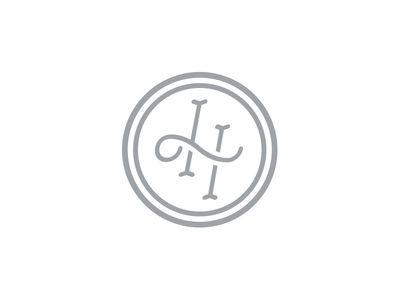 Lh Monogram Monogram Logo Personal Logo Logo Design