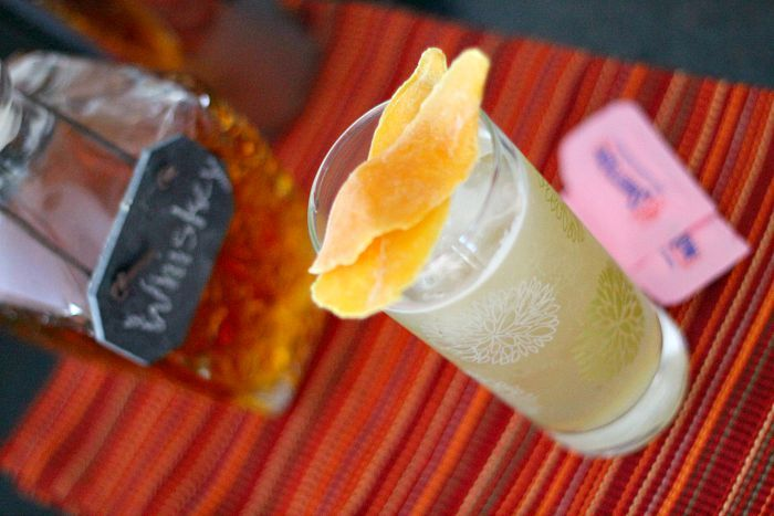 Sweet And Sour Whiskey made with Sweet'N Low®