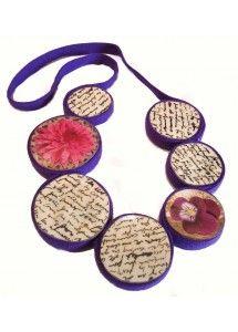 Brainstorm poem by Luli Grun  www.luligrunstore.com  #ecofriendly #handmade #jewelry