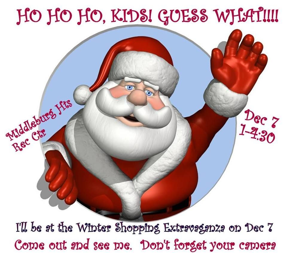 Come out and shop for a cause. Bring a non perishable food donation and support you local small businesses. Food donations and proceeds from Non vendor sales will be donated to Audrey's Outreach.  http://wintershoppingextrav.wix.com/wse2013  December 7, 2013 1-4:30 at the Middleburg Hts Recreation Center, 16000 E. Bagley road. Middleburg Hts, Oh 44130