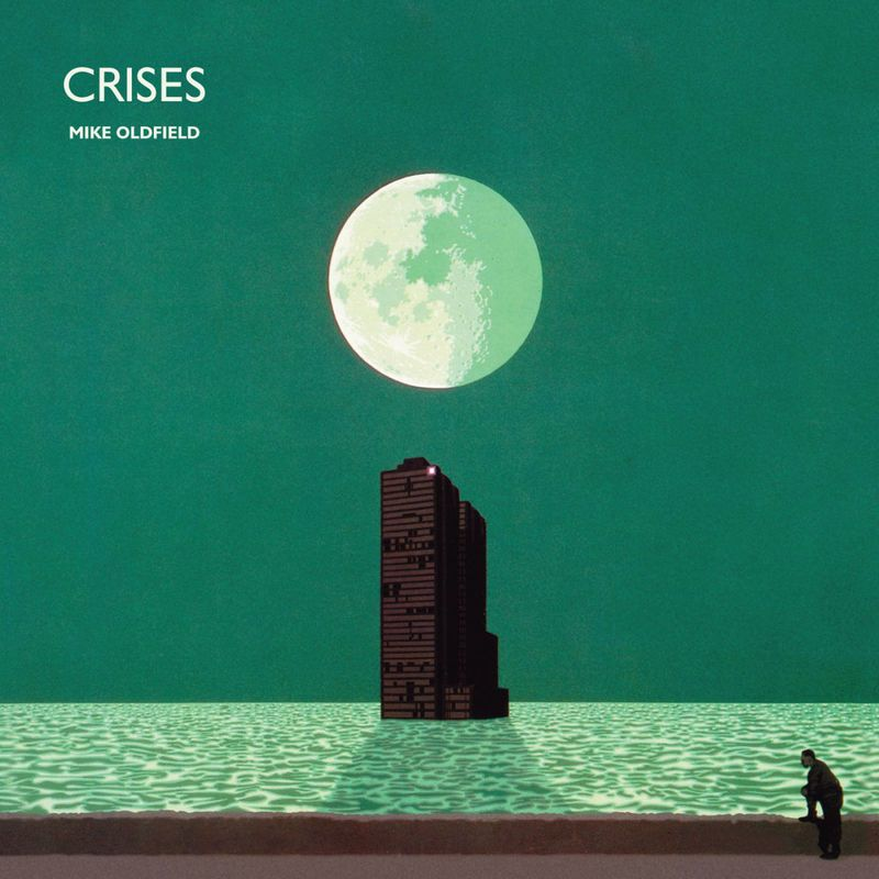 Crises By Mike Oldfield Mike Oldfield Album Covers Progressive Rock
