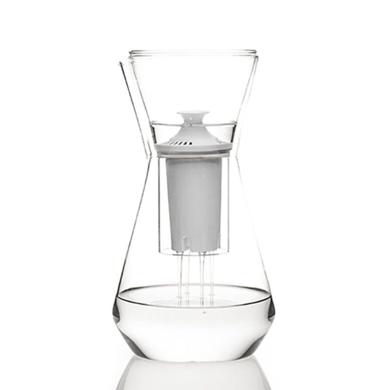 Glass Carafe With Water Filter Talise Carafe Glass Carafe