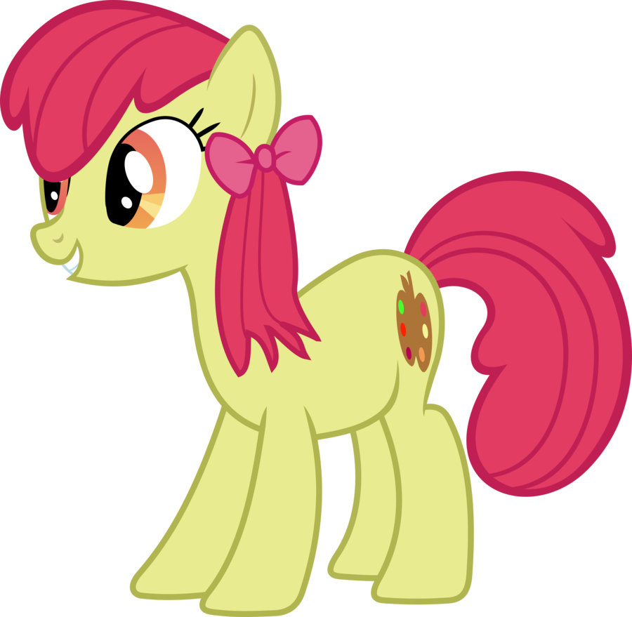 Grown up Apple Bloom by ~asdflove on deviantART | My ...