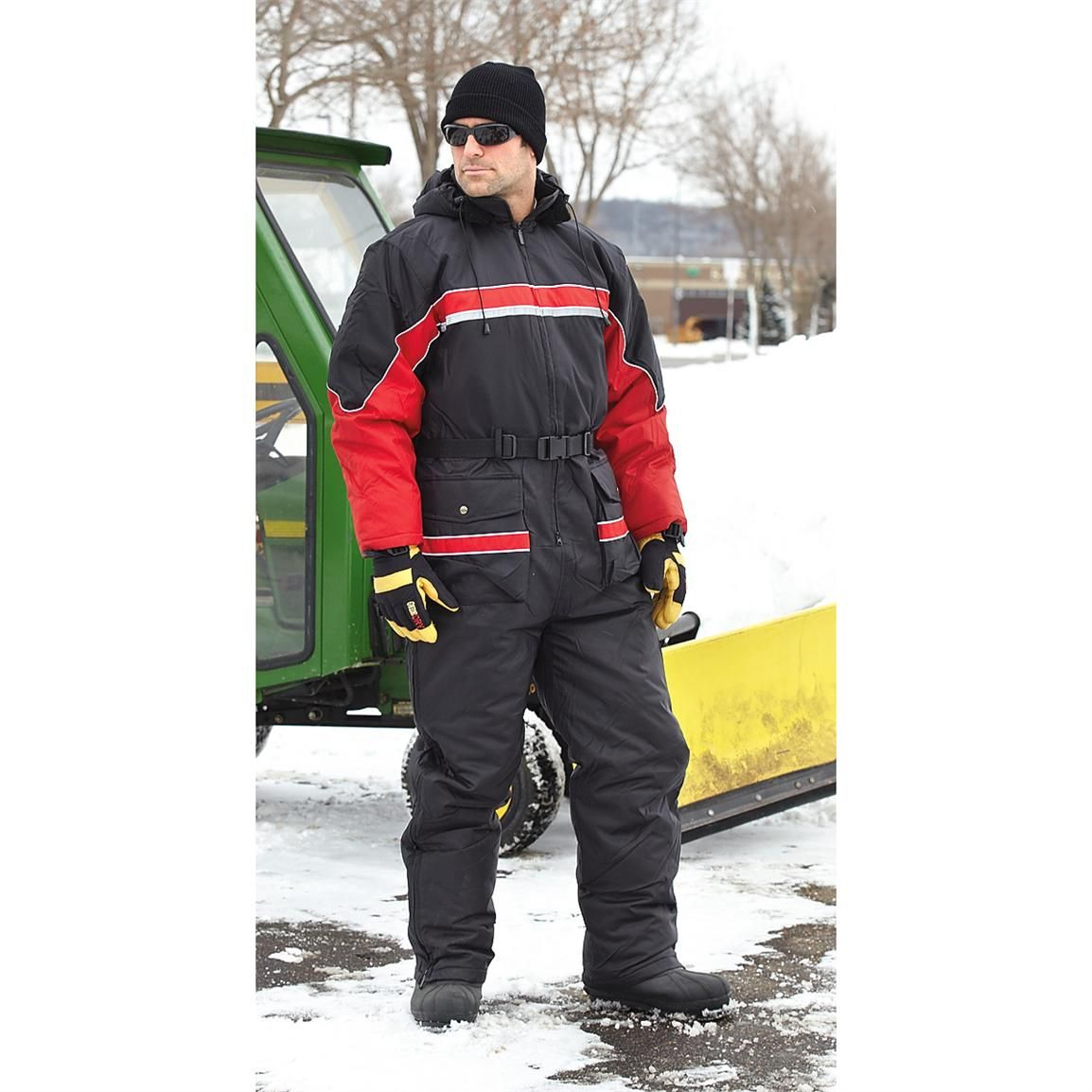 Guide Gear Men S One Piece Snow Suit The 2014 Duke