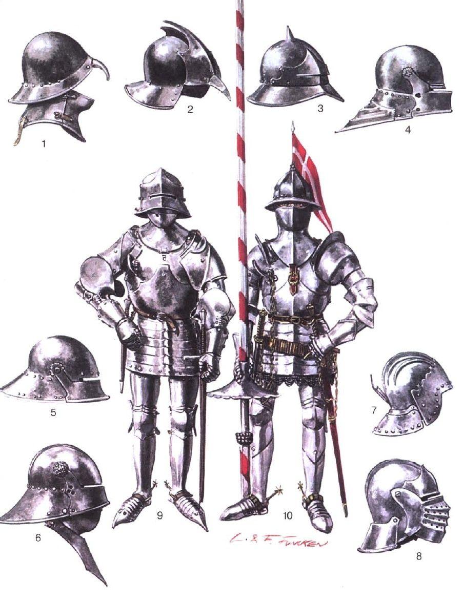 Medieval & Renaissance Warfare Encyclopedia | Knights in armor ...