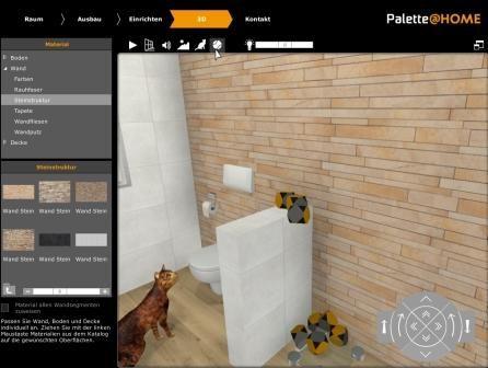 Badplaner von Palette Cad Badezimmer \ Fliesen Pinterest - badezimmerplaner online kostenlos