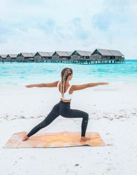 17  Ideas For Yoga Photography Beach Fitness #photography #fitness #yoga