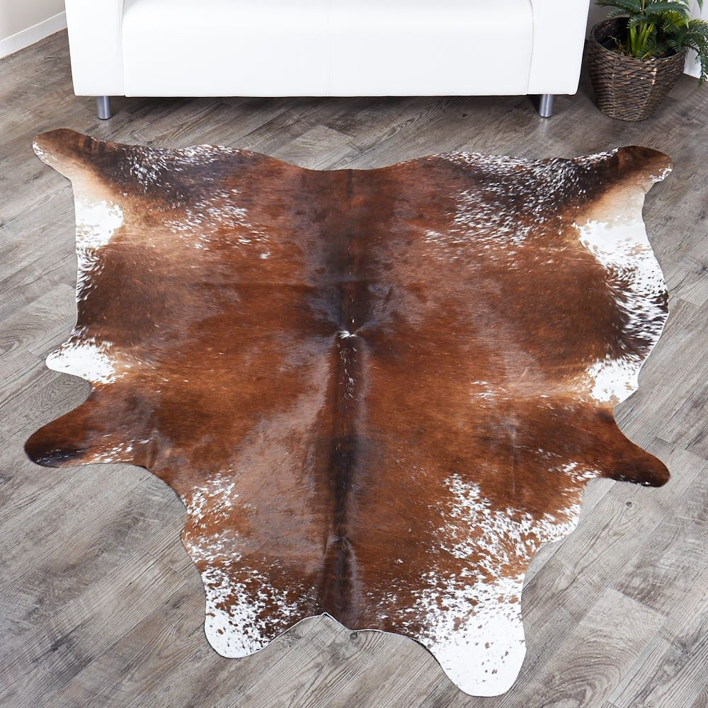 Tricolor Brazilian Cowhide Rug Cow Hide Rug Rugs Modern Carpet