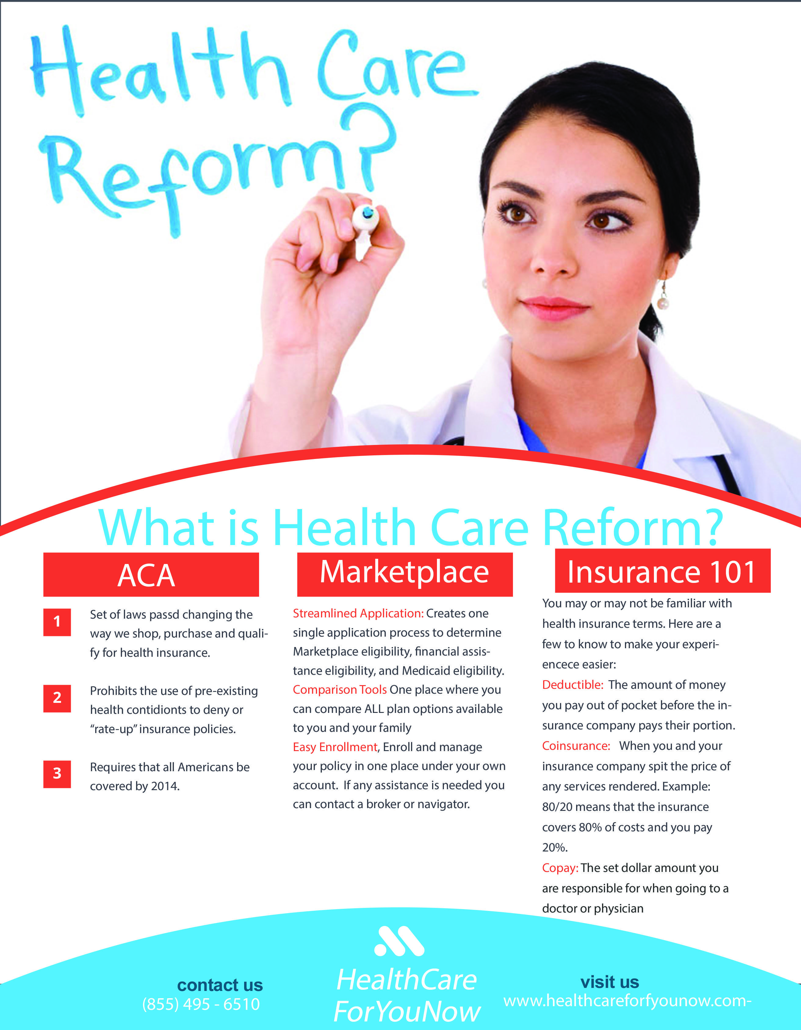 Summing Up The Aca In 3 Categories What Is Health Health Care