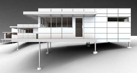 v100 Mod Box: the Next Generation in Prefab Design... | MINIMALIST ...