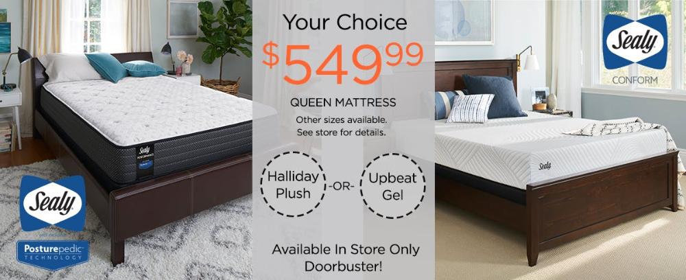 Furniture Queen Mattress, Bernie And Phyl S Furniture Locations