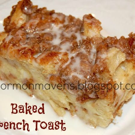 Overnight Baked French Toast Recipe #carrotcakefrenchtoastpioneerwoman