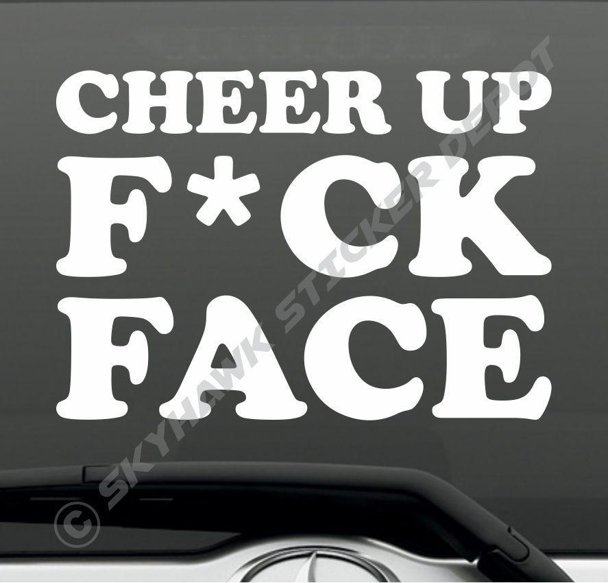 Dub As F*ck Car Decal Vinyl Sticker For Bumper Or Window Or Panel