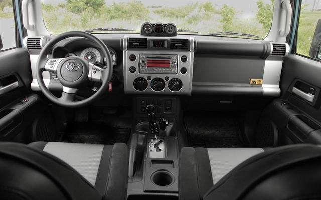 2017 Toyota Fj Cruiser Interior My Ride Fj Cruiser Toyota Fj