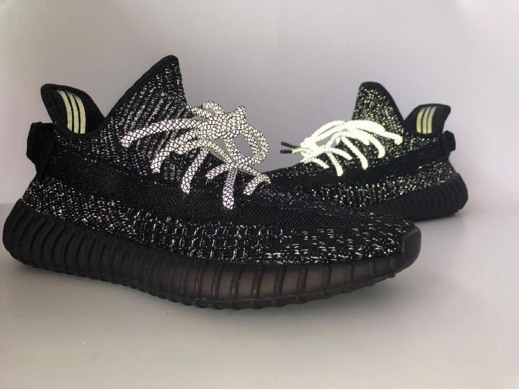 9db1f9be Hot UA YEEZY BOOST 350 V2 STATIC Black and New Adldas Boost Online for Sale