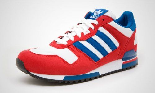 Adidas ZX 700 - blau/rot/weiß
