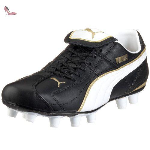 101595 I 01 Football 39 Puma Fg Homme De Xl Noir Chaussures Liga c1HSBR