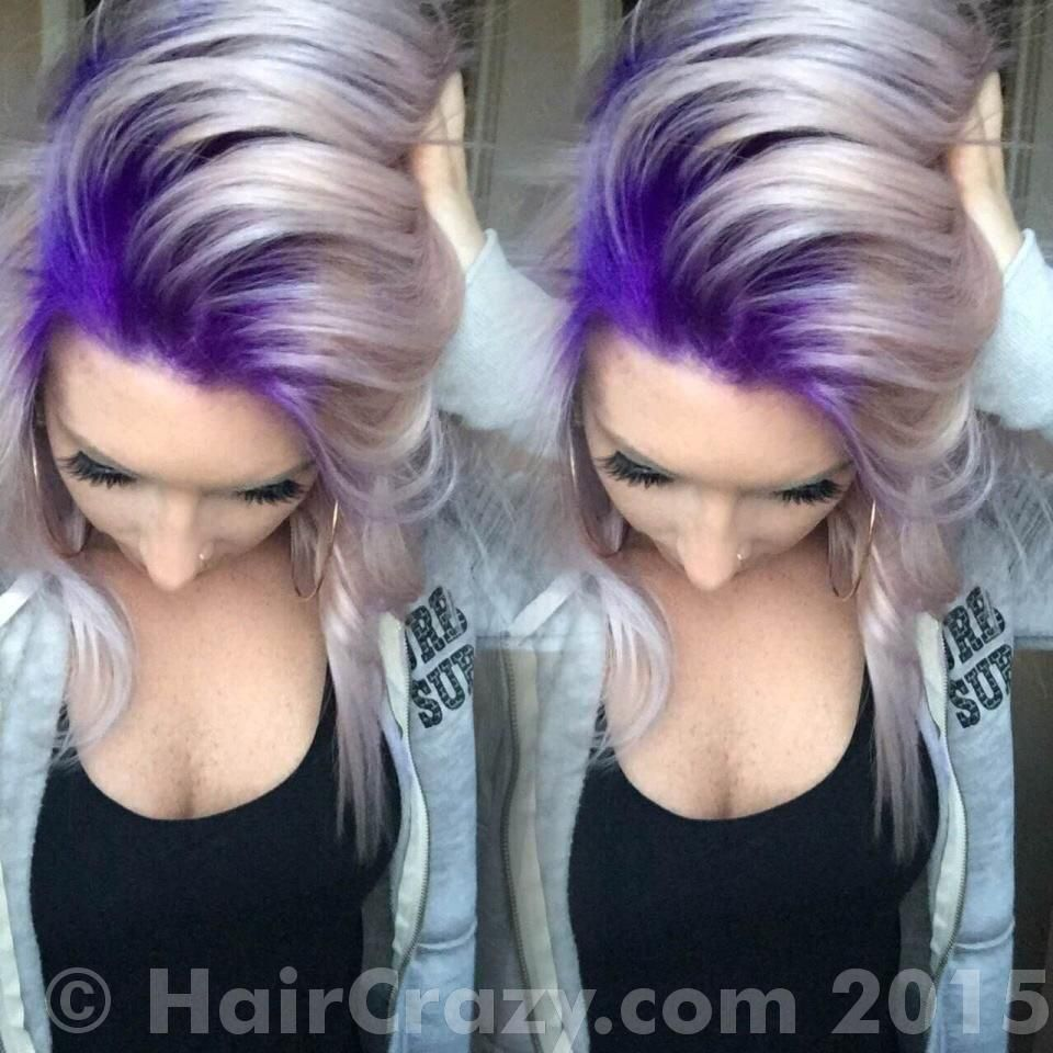 candy colored hair roots - Google Search | Hár | Pinterest | Hair ...