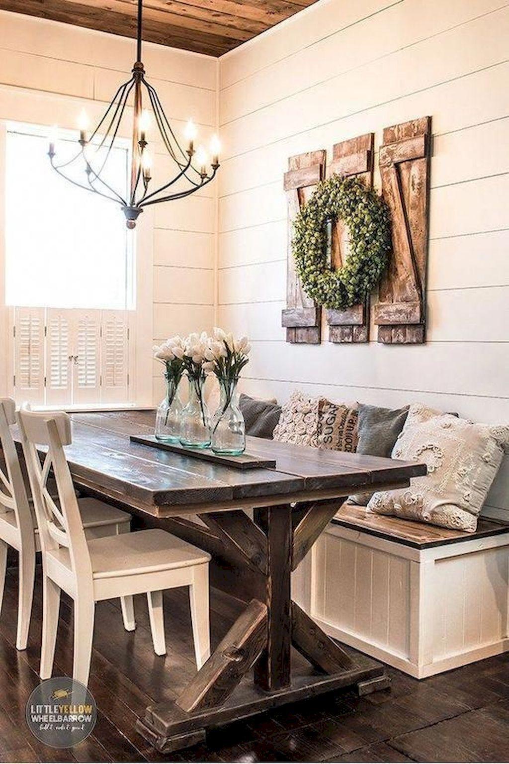 20 Easy DIY Rustic Farmhouse Decor Ideas in 2020