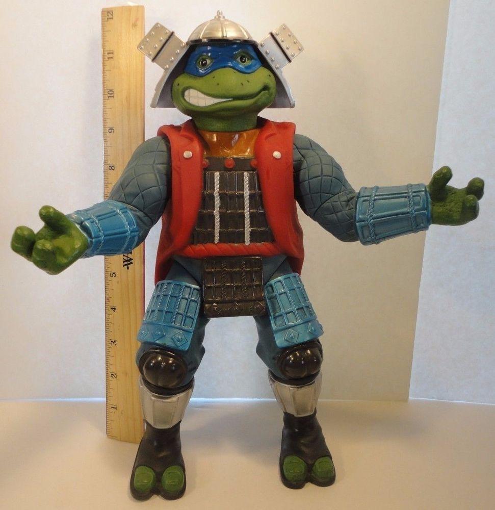 Ninja Turtle Giant Leonardo Playset