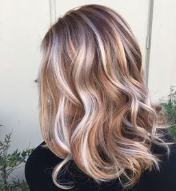 Stunning Hair in Copper Shades!