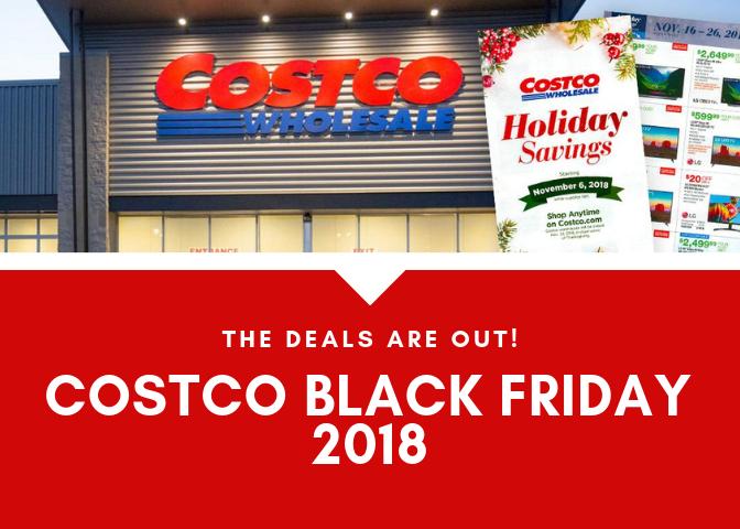 Costco Wholesale Black Friday Deals Costco Black Friday Costco Coupons
