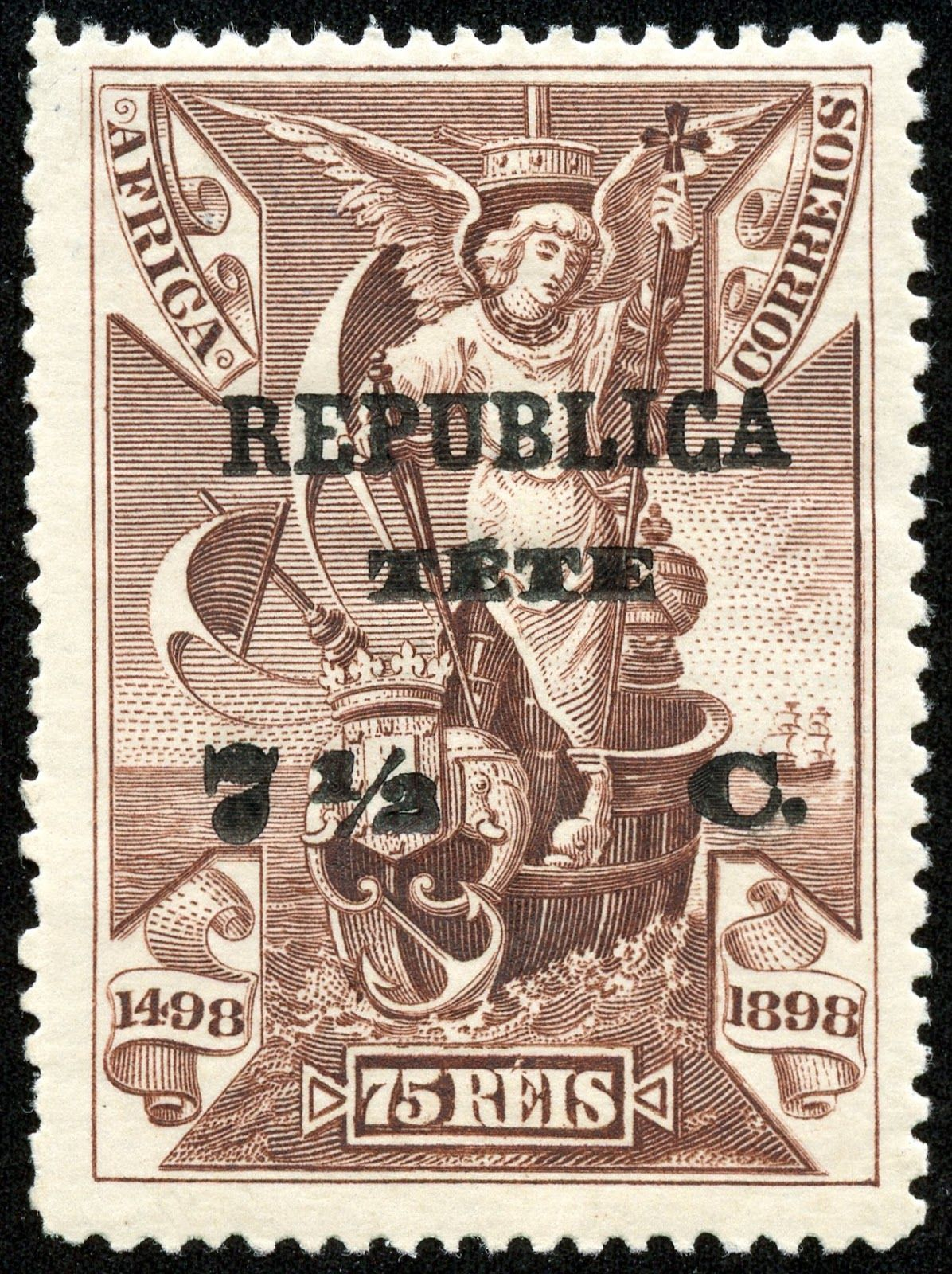1913 Portuguese Tête