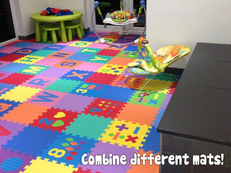 Lovely Soft Floor Kids Uk S Sensory Tactile Number Mat