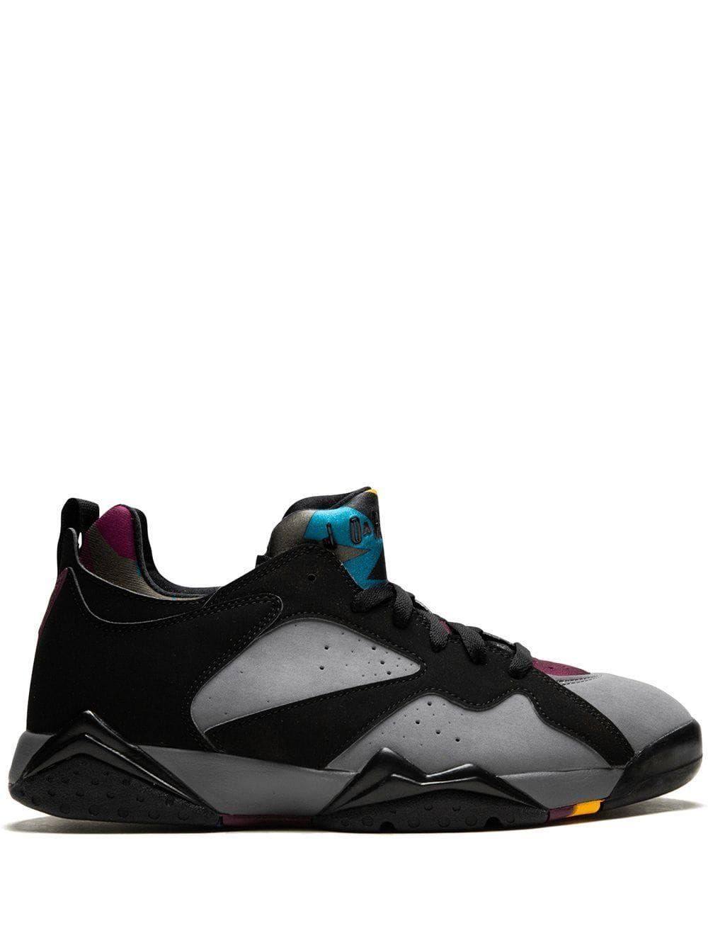 aea3450144b JORDAN JORDAN AIR JORDAN 7 LOW NRG SNEAKERS - BLACK. #jordan #shoes ...