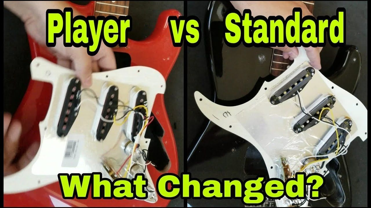 A Look Inside The New Fender Players Stratocaster Players Fender Crew Members