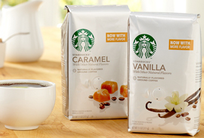 1.00 off Starbucks Ground or Whole Bean Coffee Coupon