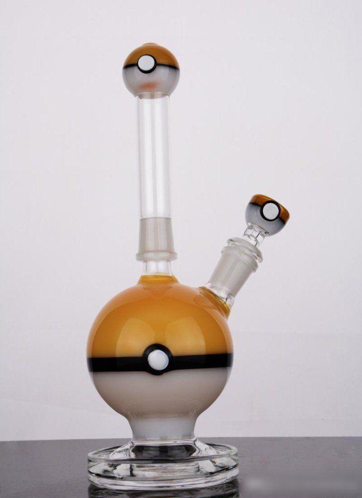 Pokemon Ball Bong | Christmas | Bongs, Glass pipes, Weed bong