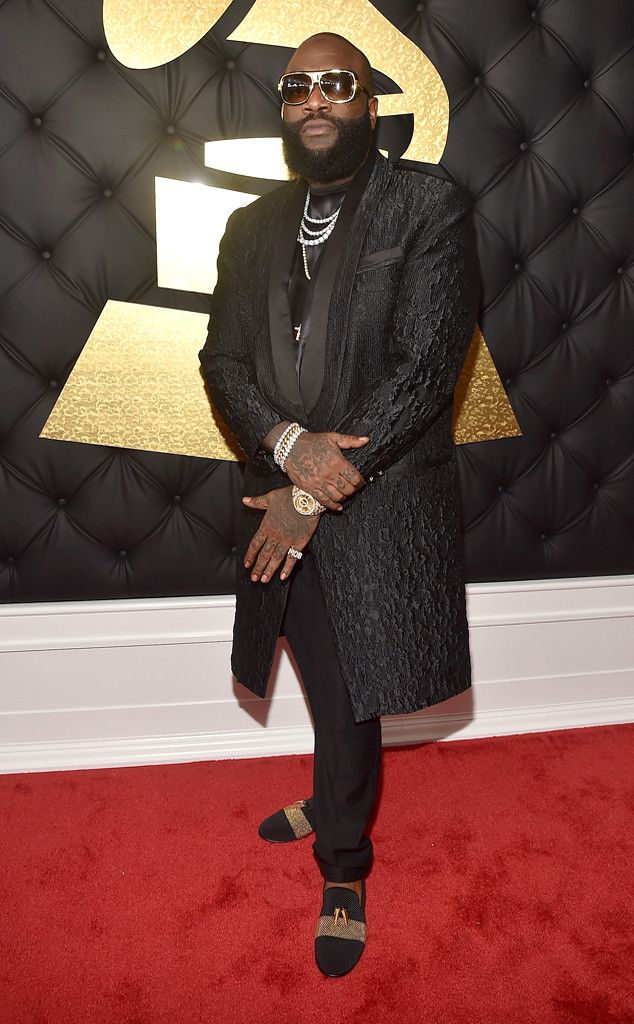 Rick Ross New Album 2019 Rick Ross from Grammys 2017 Red Carpet Arrivals in 2019 | Suit