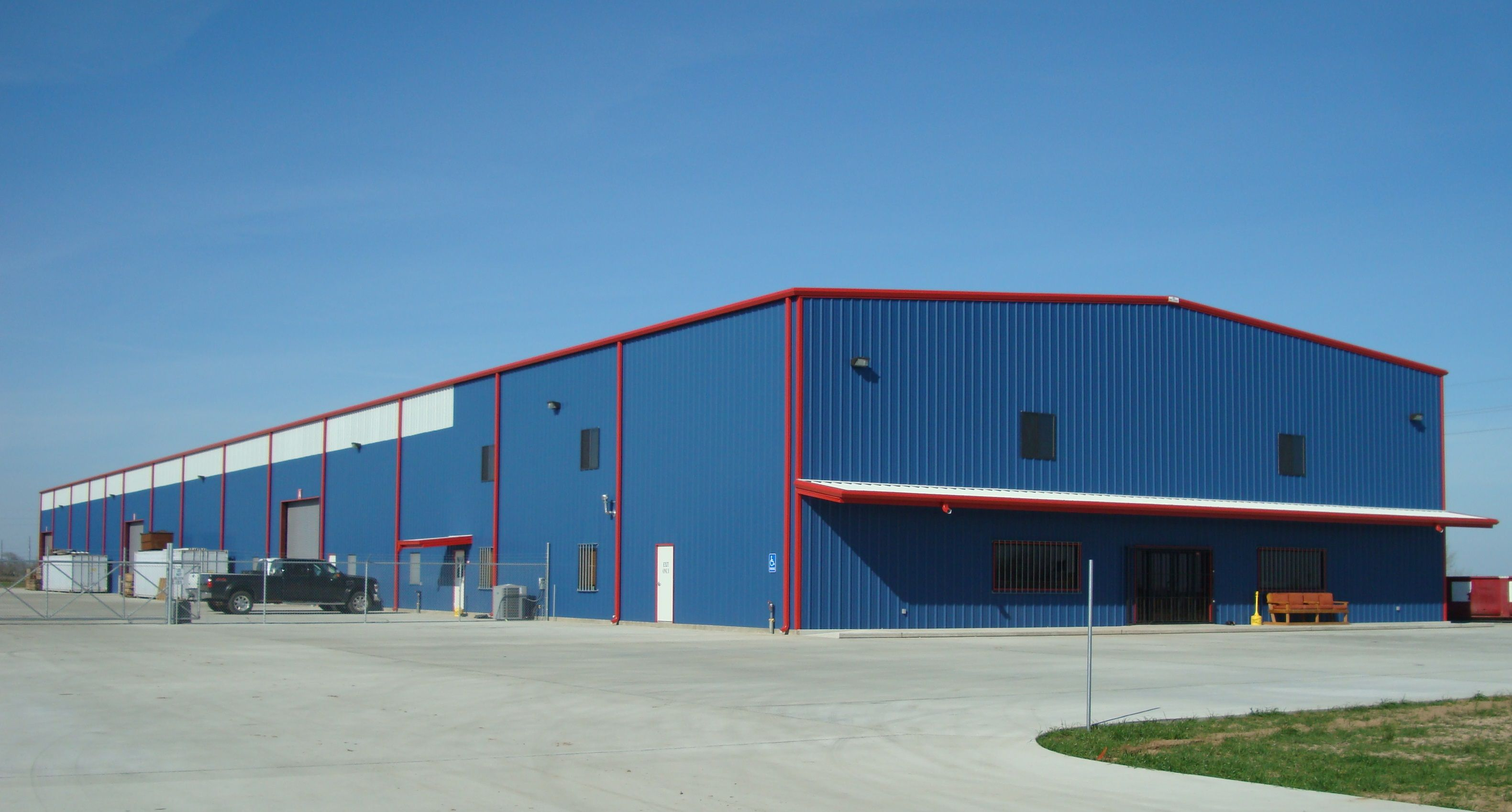General Contractor Houston Tx Texas Steel Supply, Houston. Sitecon Services, General