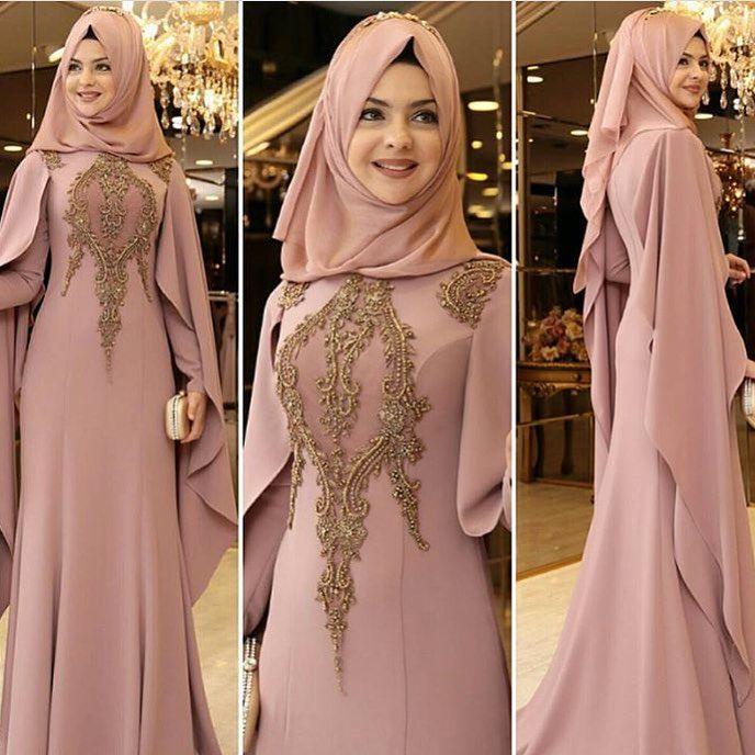 708 Likes 15 Comments Tesettur Abiye Moda Hijab Hiranurmoda On Instagram Milanehirmoda Bestoftheday Ferace Elbi Fashion Hijab Fashion Dresses