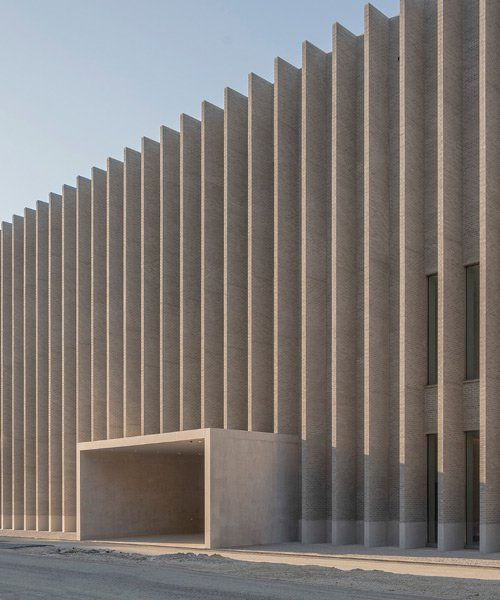 barozzi veiga completes monolithic MCBA fine arts museum in lausanne