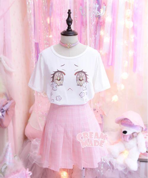 ac93bb345a2 Beautiful Kawaii Clothes Ideas For Women Looks More Beautiful. ❤ Blippo.com  ❤ Kawaii Shop ❤ More