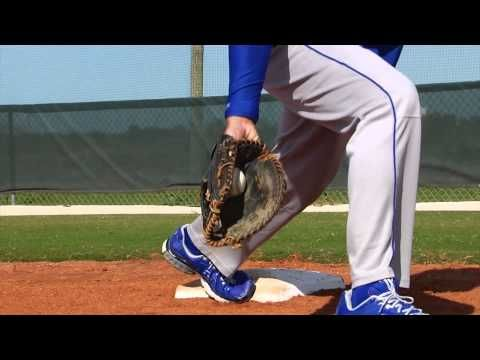 Picking Balls In Dirt Fundamentals Of First Base Series By Img Academy Baseball Program 3 Of 4 Img Academy Baseball Scores Baseball Camp