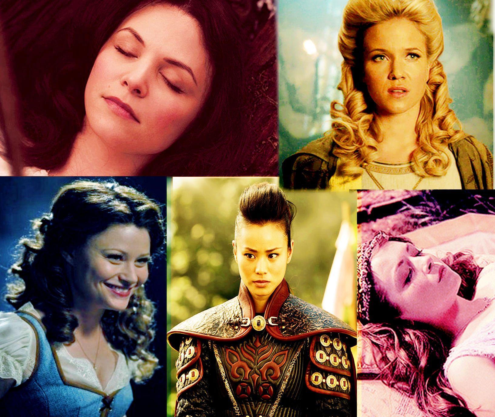 #ouat #princesses
