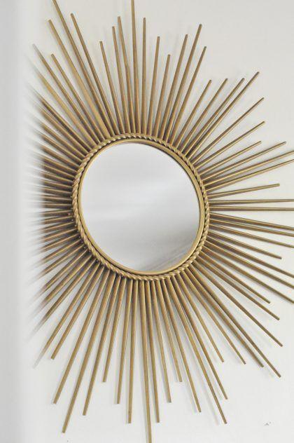 Miroir Chaty Vallauris Decoration Murale Miroir Miroir Vallauris