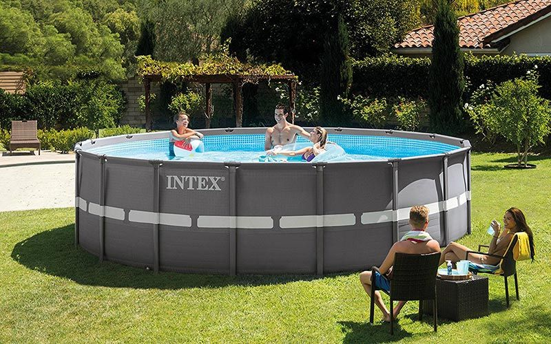 A Salt Water Above Ground Pool Is A Very Affordable Way To Enjoy The Benefits Of Saltwater If You Are Best Above Ground Pool Above Ground Pool In Ground Pools
