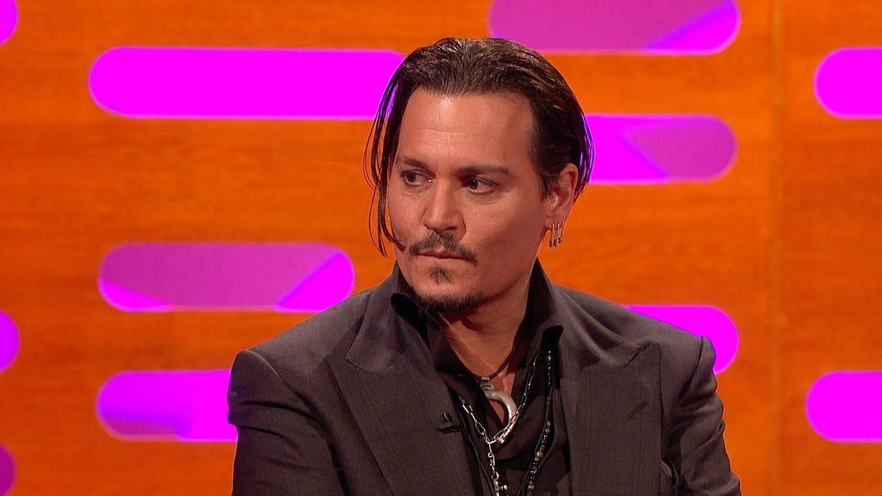 Johnny Depp on visiting hospitals as Jack Sparrow The