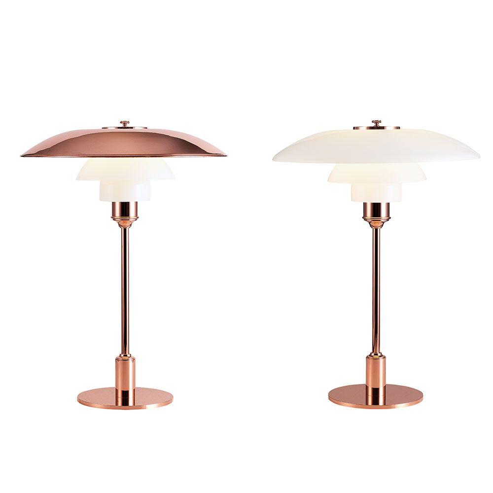 Dejlig Copper table lamps Bordslampa, Koppar Limited Edition, Louis ZB-88