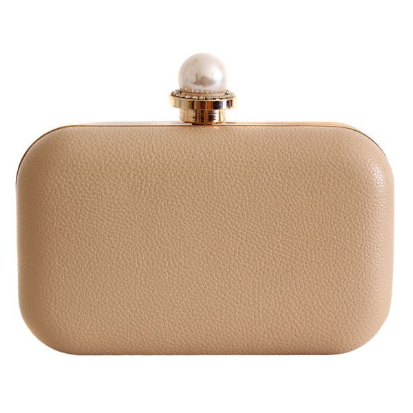 Niclaire The Lana Del Clutch ($63) ❤ liked on Polyvore