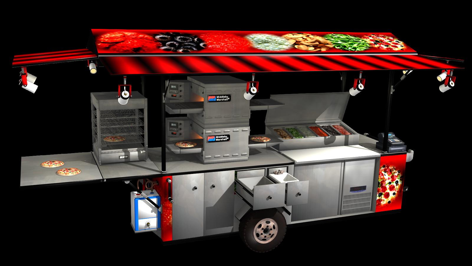 The History Of Hot Dog Carts Food cart, Food cart