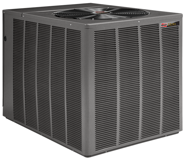 Ruud air conditioners save you money on cooling. Heating