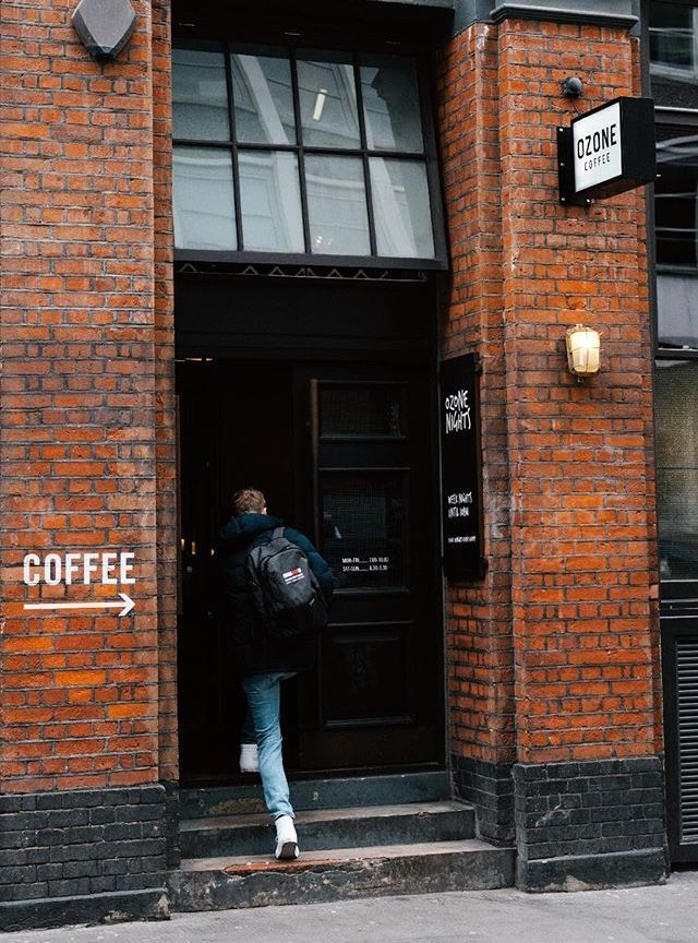 Shoreditch Tube Station: Ozone Coffee • Shoreditch Closest Tube Station: Old Street