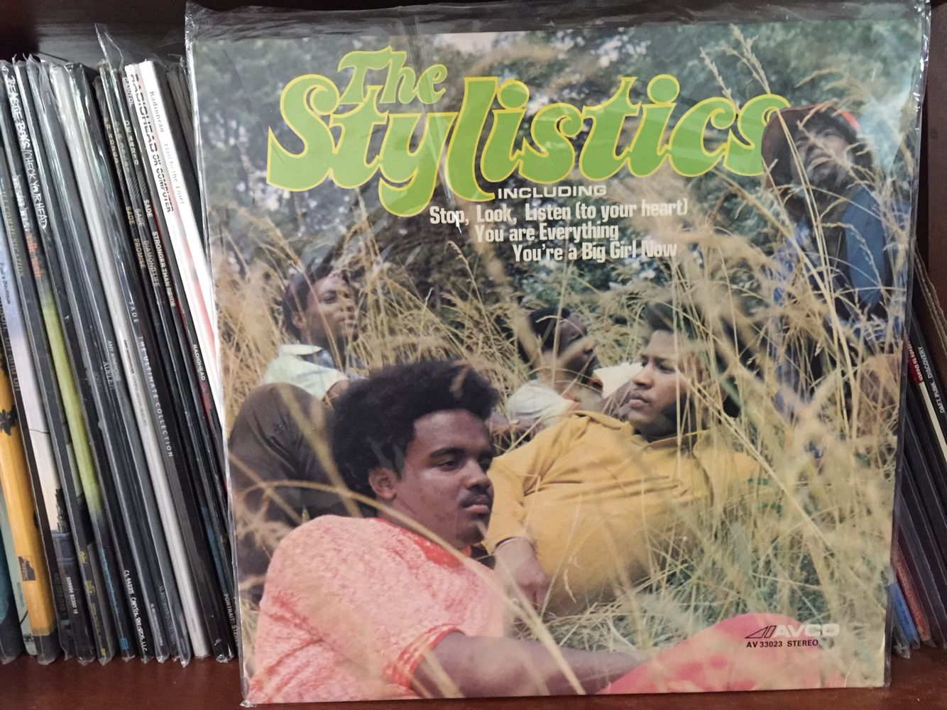 The Stylistics - You are everything is one of my faves!